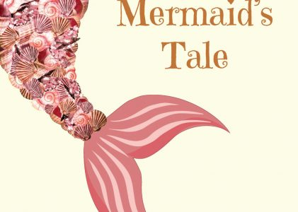 A Mermaid's Tale: Journal, Notebook or Diary