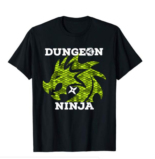 Dungeon Ninja Shirt
