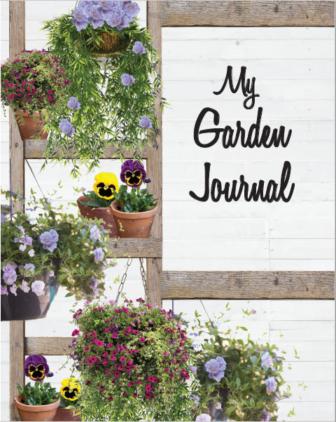 My Garden Journal: Design Sketchbook and Inpirational Planner by Stott Publishing Inc.
