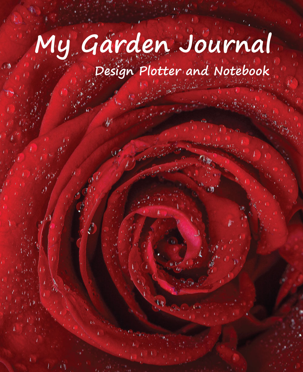 My Garden Journal: Design Plotter and Notebook